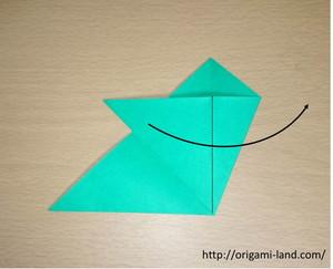 1パイナップル1折り方4