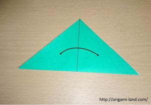 1パイナップル1折り方2-1