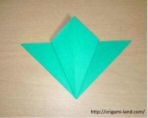 1パイナップル1折り方8