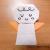 折り紙 天使の折り方