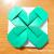 折り紙 四葉のクローバーの折り方